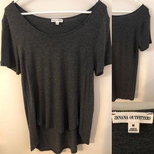 T-shirt hi-low